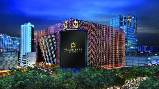 Best Located Hotel In Singapore Review Of Grand Park Orchard Tripadvisor