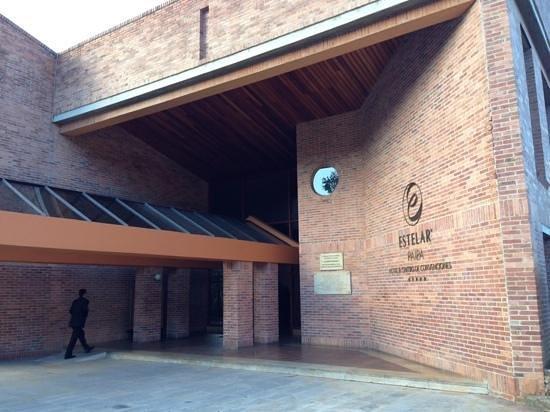 Estelar Paipa Hotel & Convention Center: Entrada