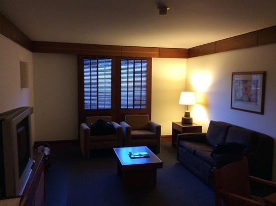Estelar Paipa Hotel & Convention Center: sala junior suite