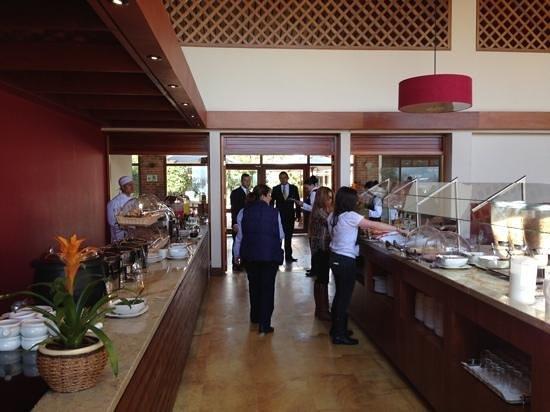 Estelar Paipa Hotel & Convention Center: buffet