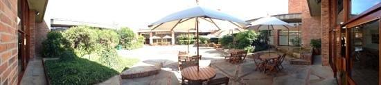 Estelar Paipa Hotel & Convention Center: Terraza