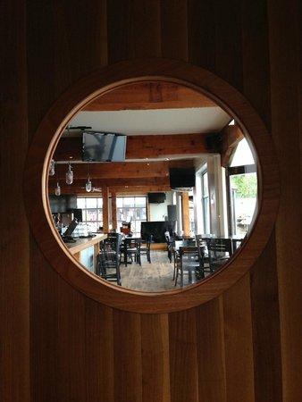 Marina West Motel: Diner