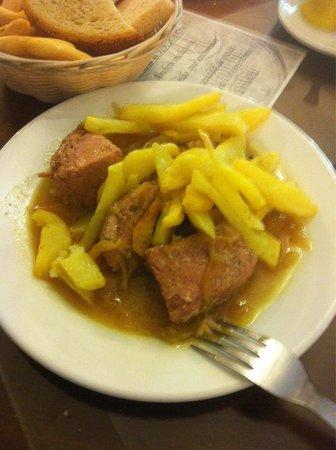 Restaurante el rincon de castro en jerez de la frontera for Cocina y alma jerez