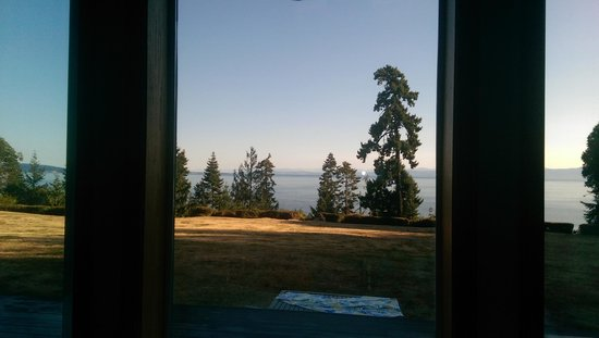 Eagle Landing Bed and Breakfast: View from breakfast