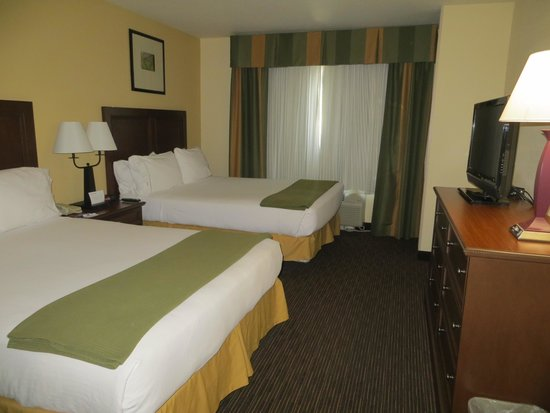 Holiday Inn Express Hotel and Suites Scottsdale - Old Town: Bedroom