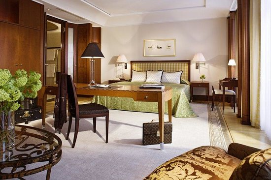 Hotel Adlon Kempinski: Junior Suite Brandenburger Tor