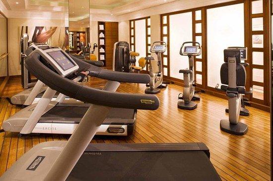 Hotel Adlon Kempinski: Fitness Room