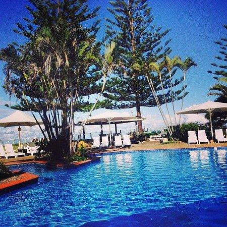 Nautilus Beachfront Villas & Spa : pool