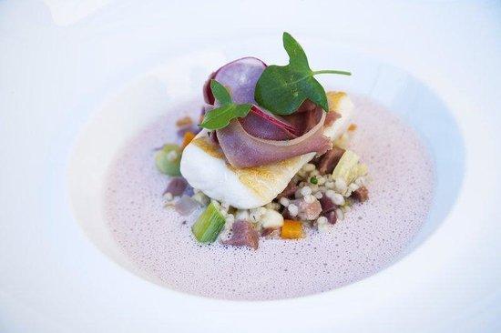 Gasthof und Weingut Schwarzer Adler: Michelin Star Gastronomy