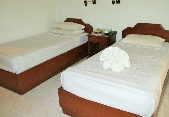 Dewi Sri Hotel: Basic room