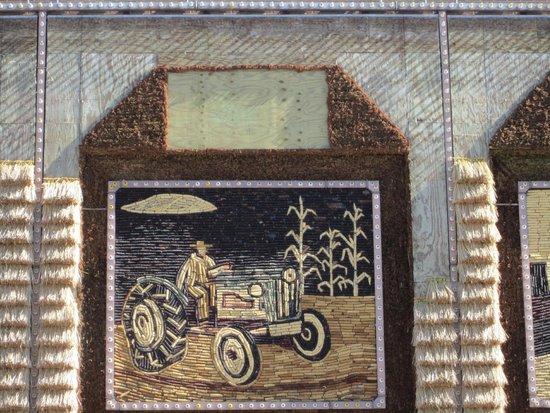 Corn Palace: Corn Art