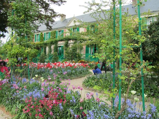 haus und garten claude monet picture of claude monet 39 s house and gardens giverny tripadvisor. Black Bedroom Furniture Sets. Home Design Ideas