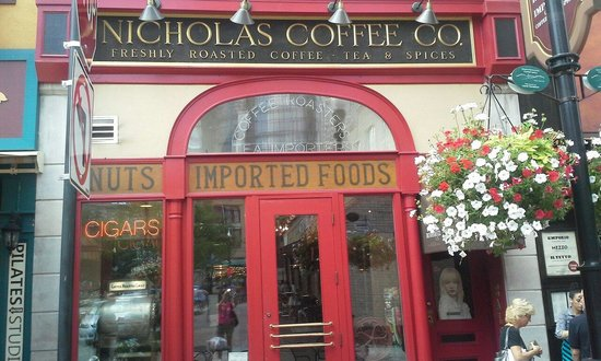 Nicholas Coffee Co.