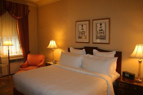 Waldorf Astoria New York: Room