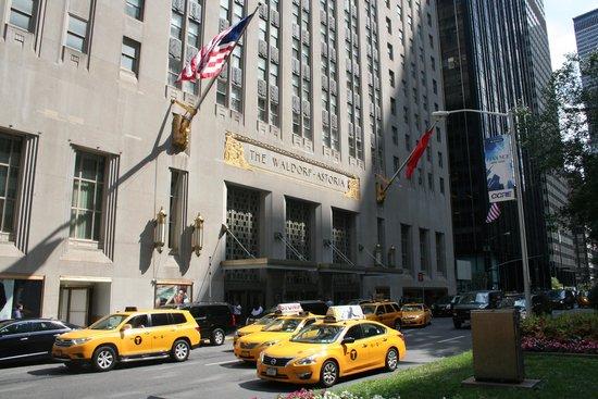 Waldorf Astoria New York: Hotel