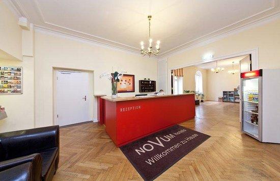 Novum Hotel Holstenwall Hamburg Neustadt: Lobby