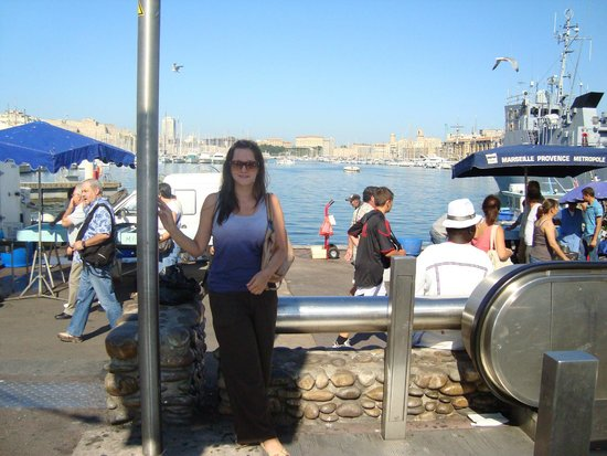 "Vieux Port : ""чудо"" порт"