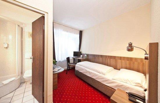 Novum Hotel Leonet Köln Altstadt: Singleroom
