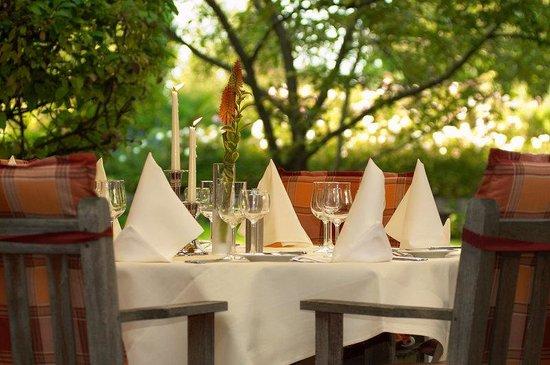 Atrium Hotel Mainz: Garden Restaurant