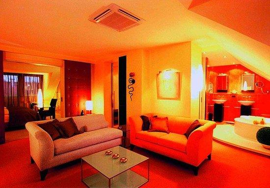 Atrium Hotel Mainz: Guest Room