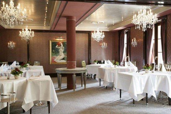 Wald & Schlosshotel Friedrichsruhe: Gourmet Restaurant