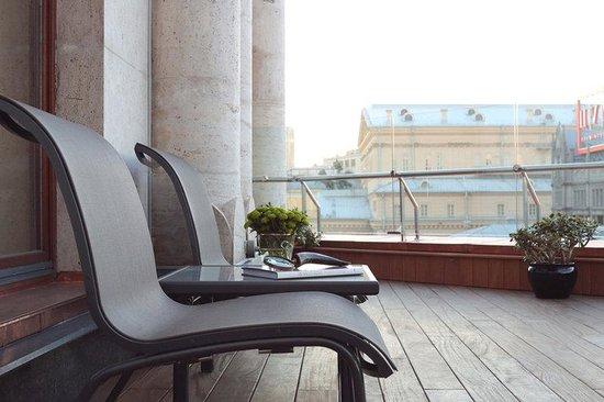 Ararat Park Hyatt Moscow : Park Suite Terrace