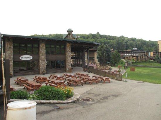 Hotels Near Seven Springs Mountain Resort