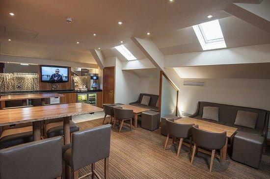 Crowne Plaza Chester: Club Floor Lounge (3rd floor)