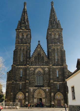 Vysehrad National Cultural Monument: 2
