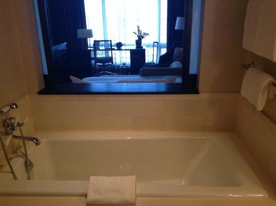 InterContinental Boston : Bathroom