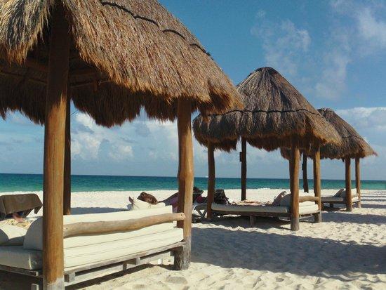 Valentin Imperial Maya : Beach
