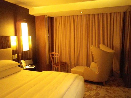 Hotel ICON: ベッドルーム