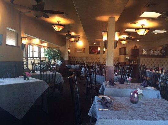 The Heartline Cafe: Interior of Heartline Cafe
