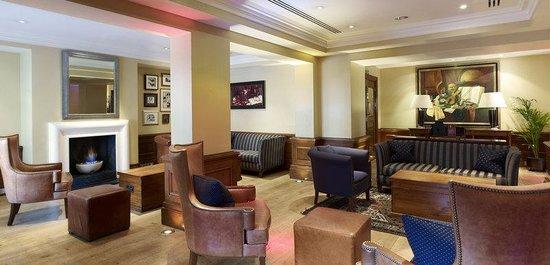 Park Plaza Sherlock Holmes London: Lounge