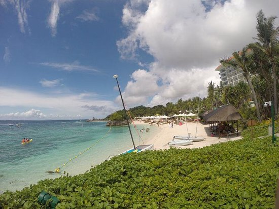 Shangri-La's Mactan Resort & Spa : Preciosas vistas