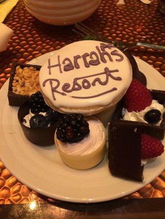Harrah's Resort Southern California: Buffet Pasties