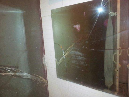 T.A.P. Silver Square: Broken mirror