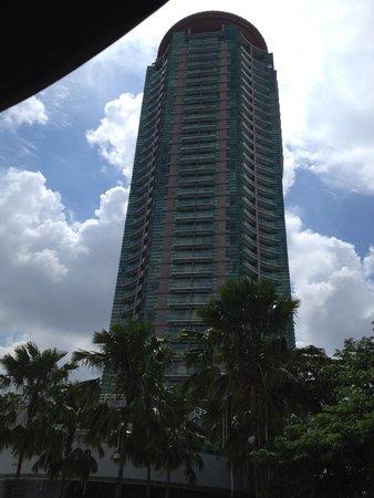 Chatrium Hotel Riverside Bangkok : View of Hotel Tower