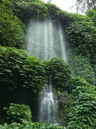 Nusa Tenggara Occidental, Indonesia: waterfall
