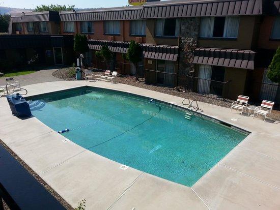 La Grande Inn: pool