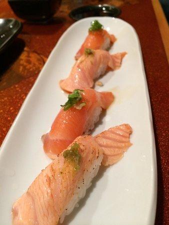 Kitayama Sushi Bar With Jun