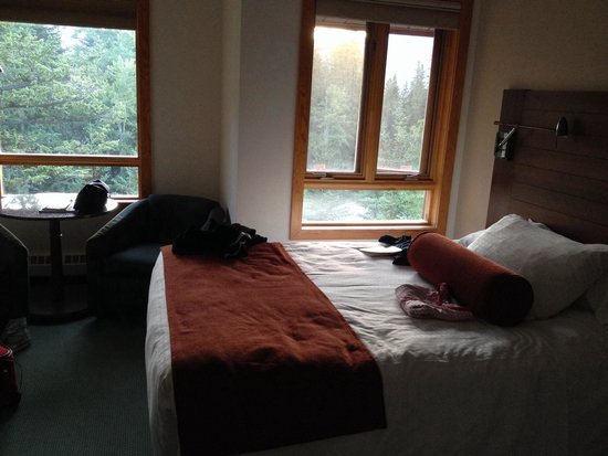 Banff Centre for Arts and Creativity: Bed