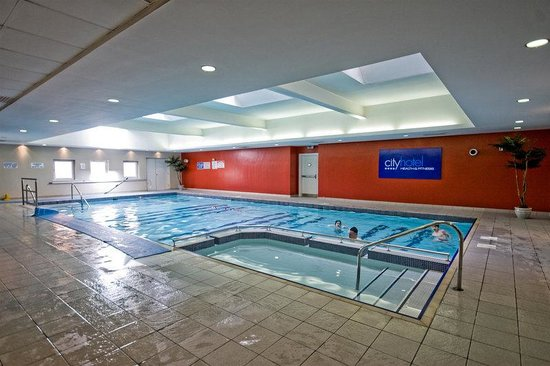 Swimming Pool Picture Of City Hotel Derry Tripadvisor