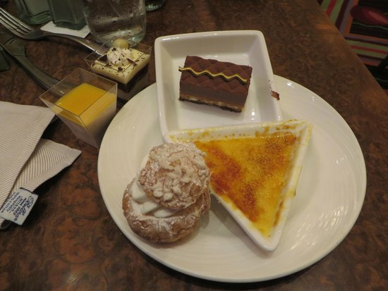 The Buffet at Wynn : Dessert!