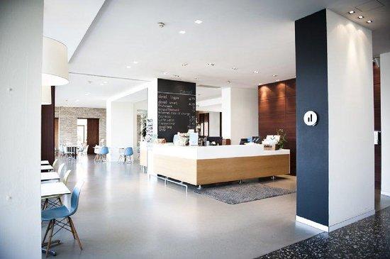 Hotel Daniel Graz: Lobby