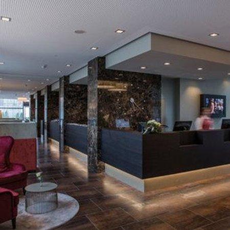 Austria Trend Hotel Europa Salzburg: Reception