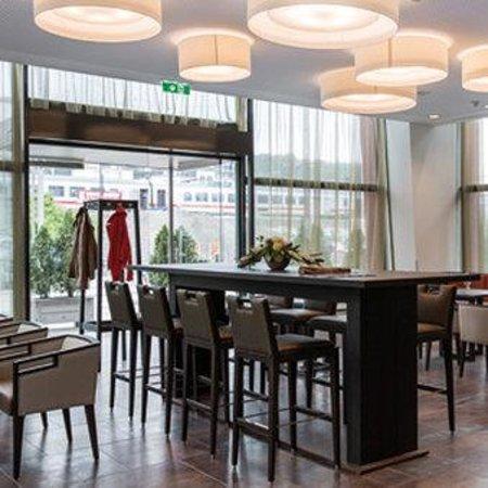 Austria Trend Hotel Europa Salzburg: Cafe Bar