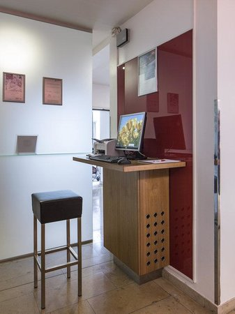 Austria Trend Hotel Anatol Wien: Business Corner