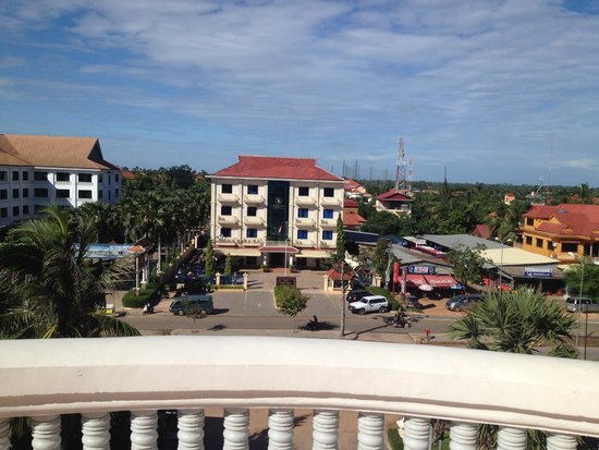 Ree Hotel: View of Hotel Grounds