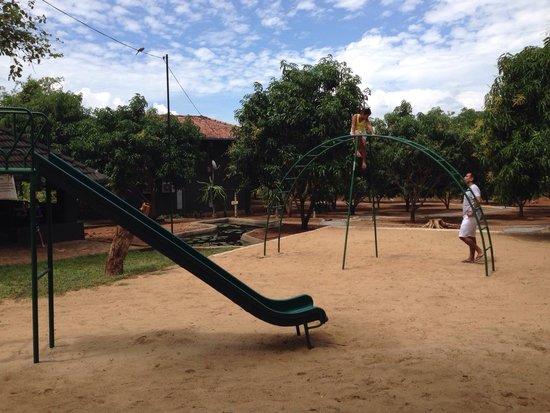 Kalu's Hideaway: Kids play area